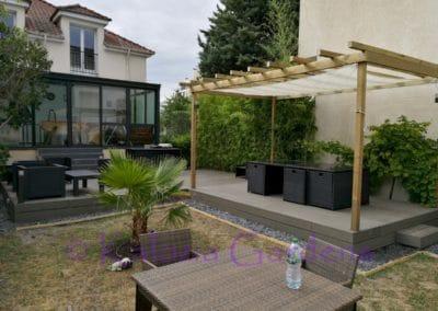 Salon sur jardin Rueil